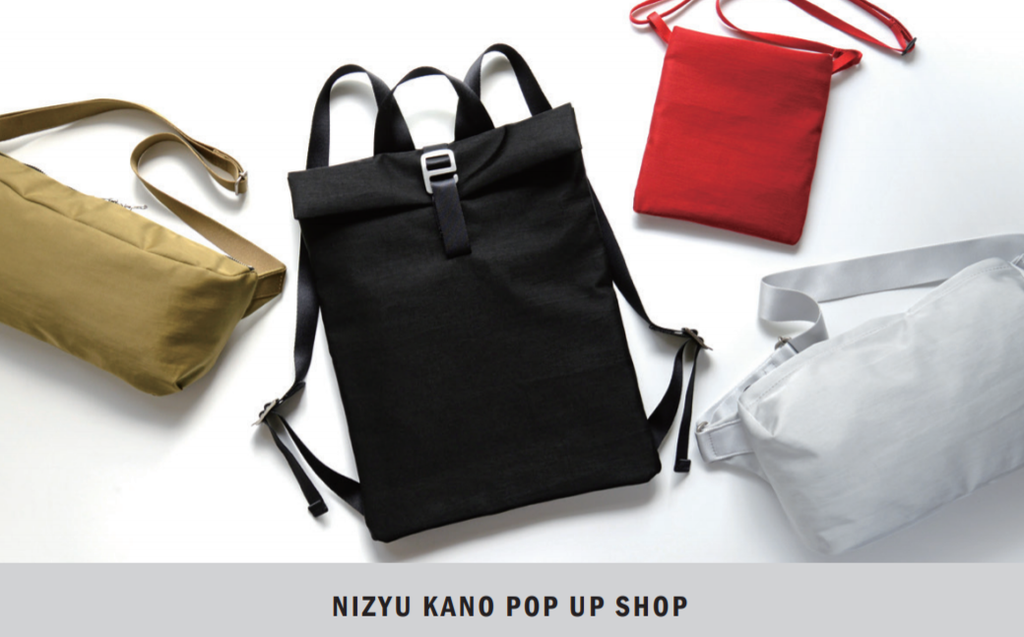 NIZYU KANO POP UP SHOP