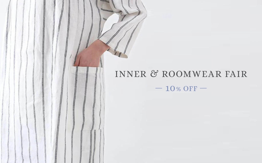 INNER & ROOMWEAR FAIR 10%OFF