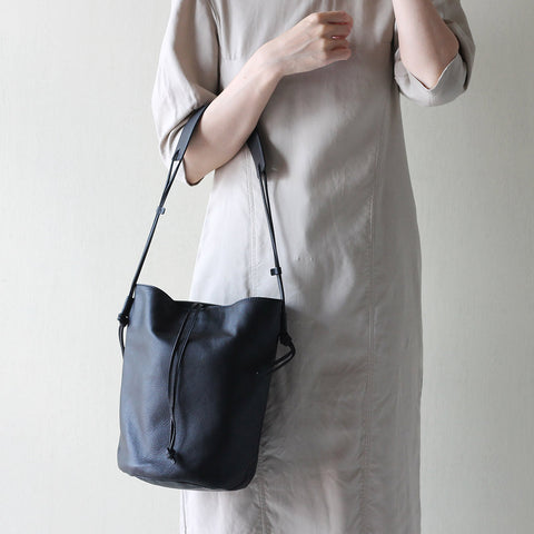 [TIDI DAY AND AUGUST]Bucket bag S