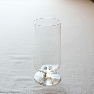 [WASHIZUKA GLASS STUDIO]clear ashitsuki long