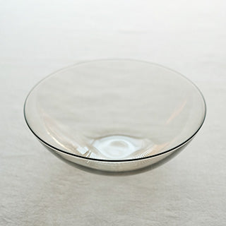 [WASHIZUKA GLASS STUDIO]smoke bowl large