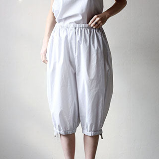 [SALUÉ]white label ペティパンツ