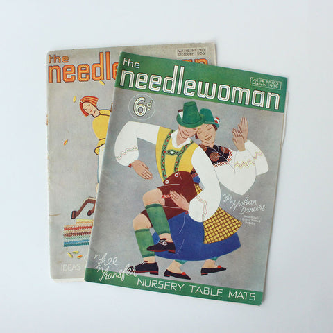 冊子needle woman No.163 No.170