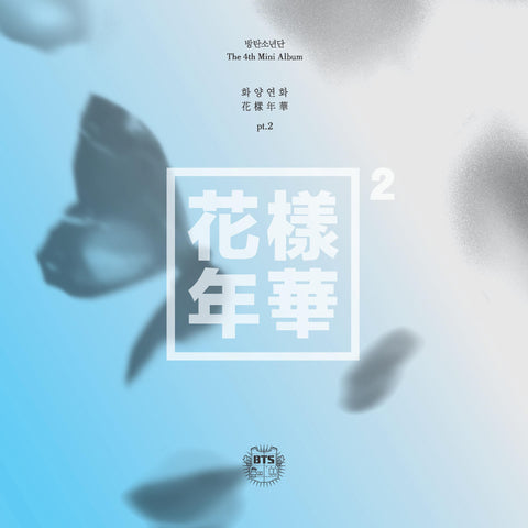 BTS - 4th Mini Album - 花樣年華 (The Most Beautiful Moment In Life) - Pt. 2