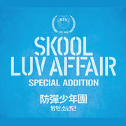 BTS  - Skool Luv Affair - Special Addition