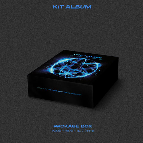 TREASURE - 1st Album - THE FIRST STEP : TREASURE EFFECT - KiT