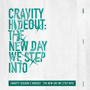 CRAVITY - SEASON 2 - HIDEOUT : THE NEW DAY WE STEP INTO