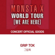 MONSTA X - 2019 World Tour WE ARE HERE - GRID HOLDER