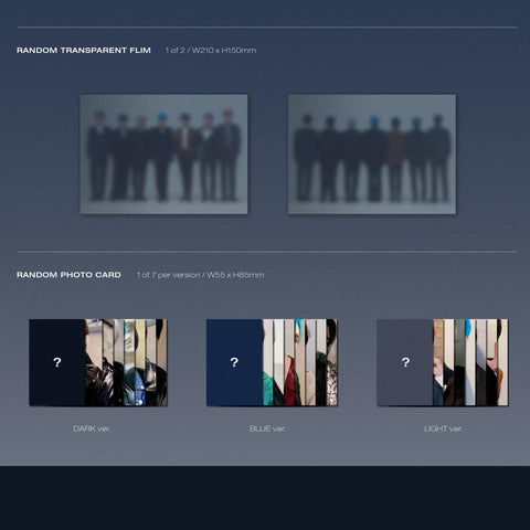 VICTON - 6th Mini Album - Continuous