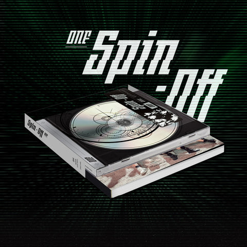 ONF - 5th Mini Album - SPIN OFF