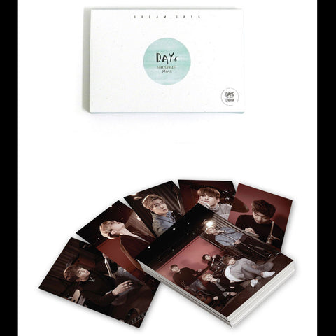 DAY6 - Official Merchandise - Live Concert Dream - Poster Card Set