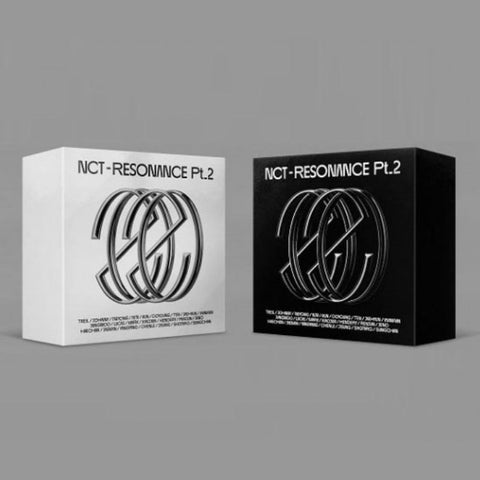 NCT 2020 - The 2nd Album RESONANCE Pt.2 - KiT