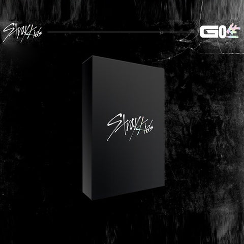 STRAY KIDS - 1st Album - GO生 (Limited Version)