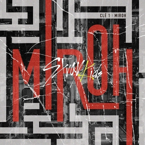STRAY KIDS - MIROH - Normal Version