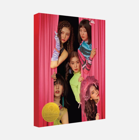 RED VELVET - THE REVE FESTIVAL: DAY 1 - Post card book