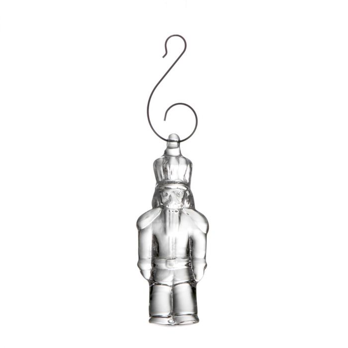 Nutcracker Ornament w/ Gift Box