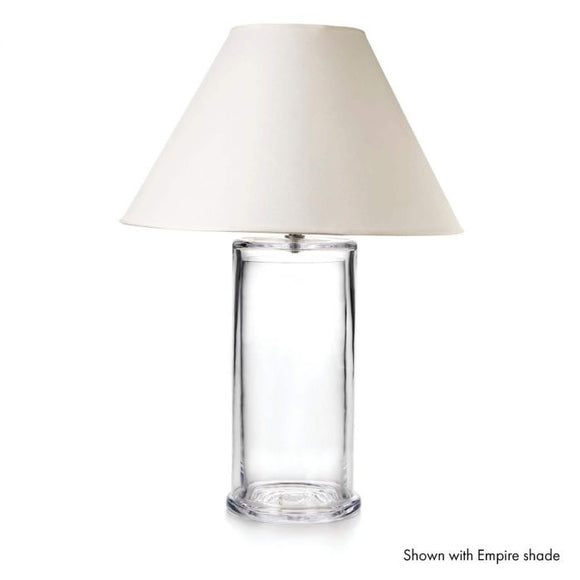 Nantucket Lamp w/ Shade, Large