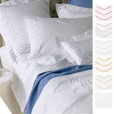Serena King Pillowcase Pair, White