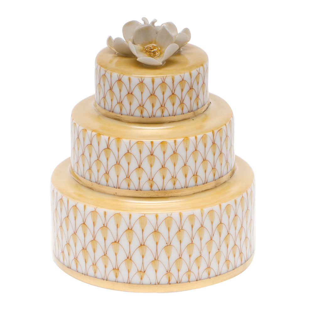 Wedding Cake, Butterscotch