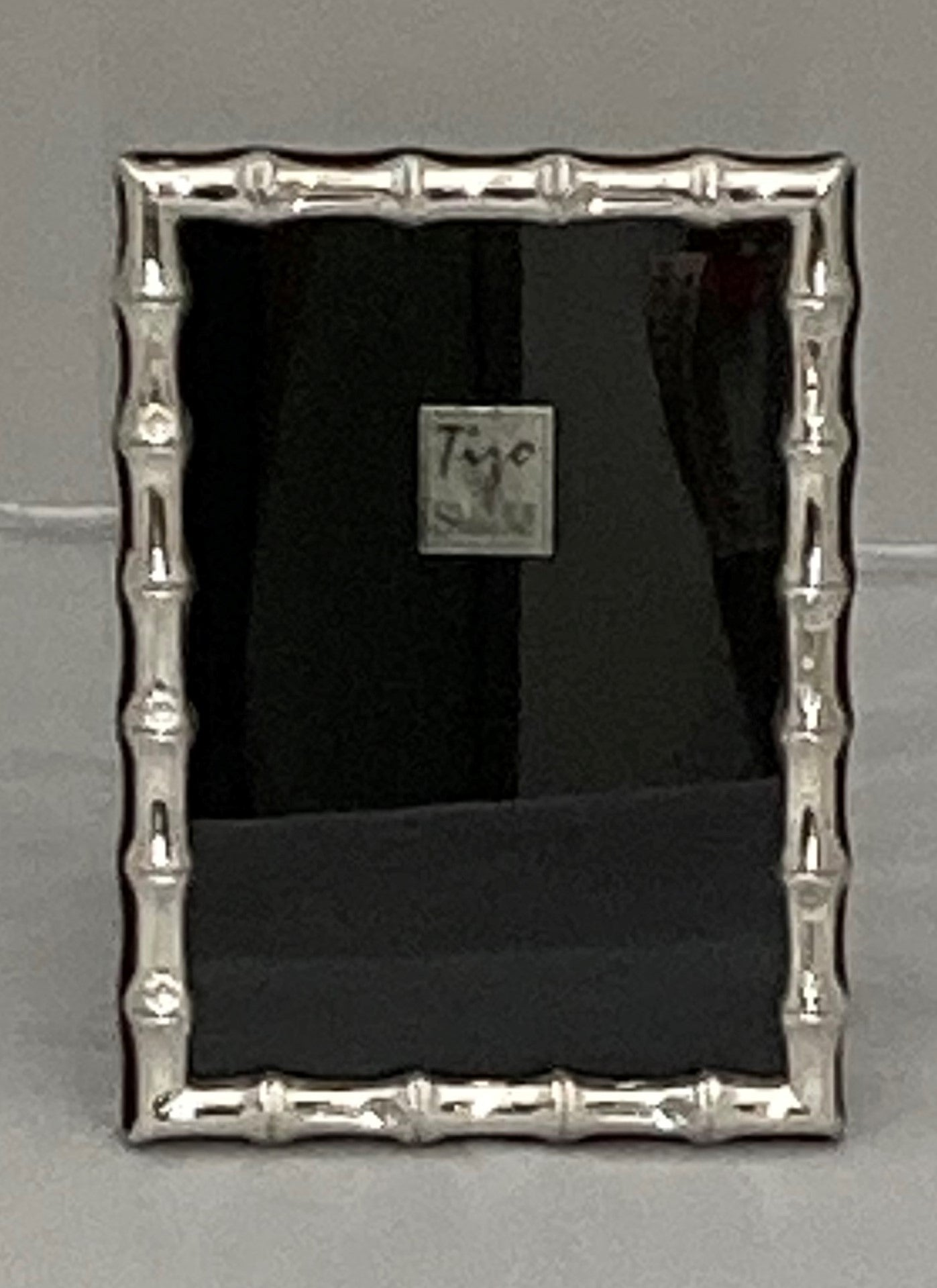 "5 x 7"" Sterling Frame, Bamboo"