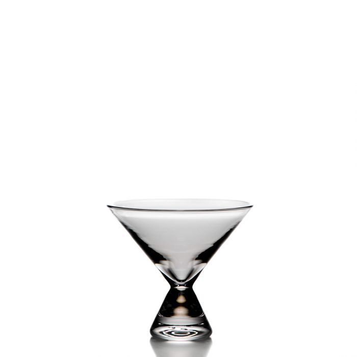 Westport Stemless Martini