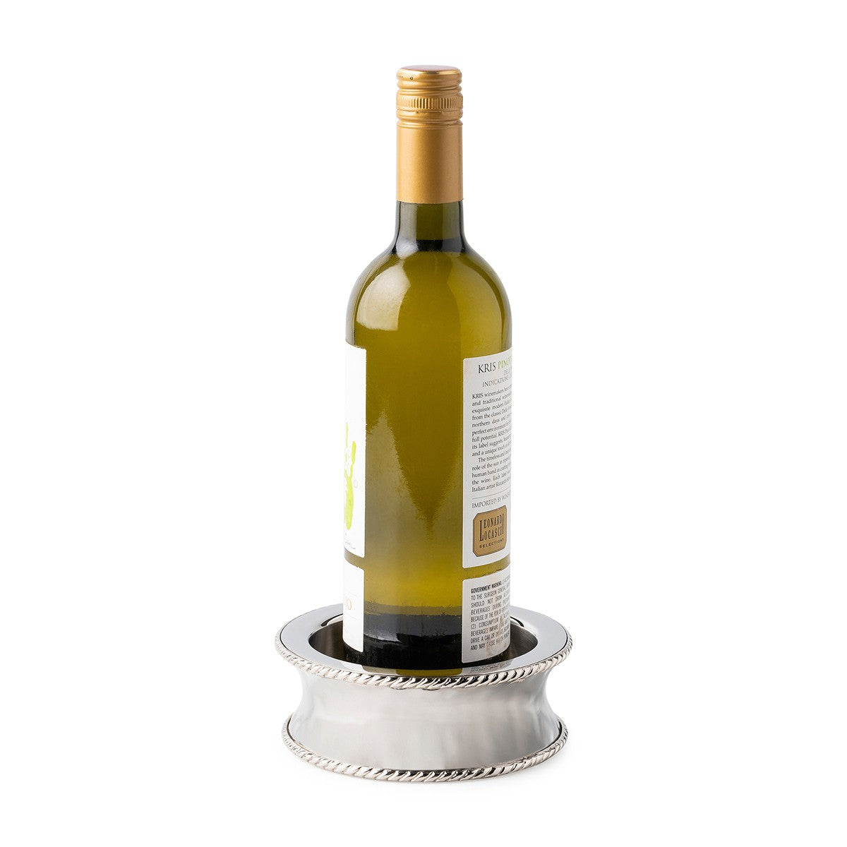 Graham Wine Coaster