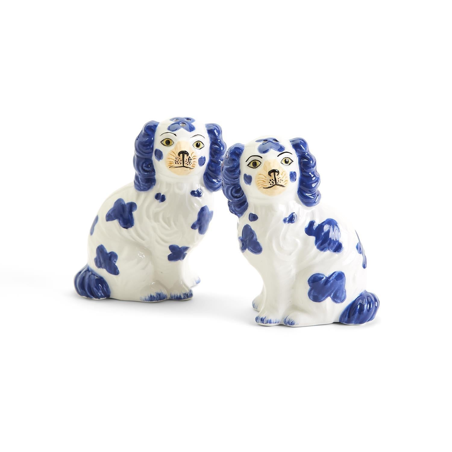 Dog Salt & Pepper Set