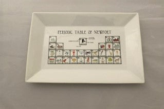 Newport Periodic Table Tray