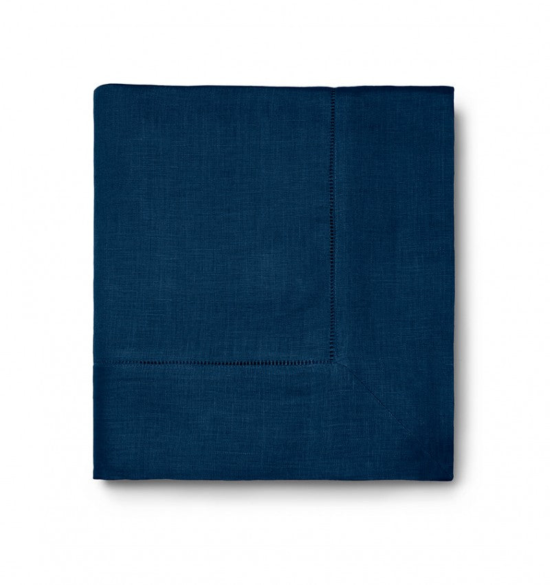 Festival Round Tablecloth, Navy