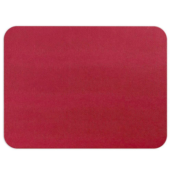 Cranberry Lizard Placemats
