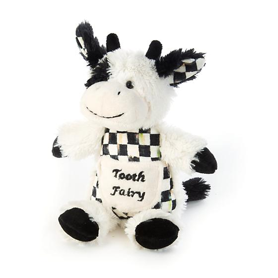 Mr. Moo Tooth Fairy Pillow