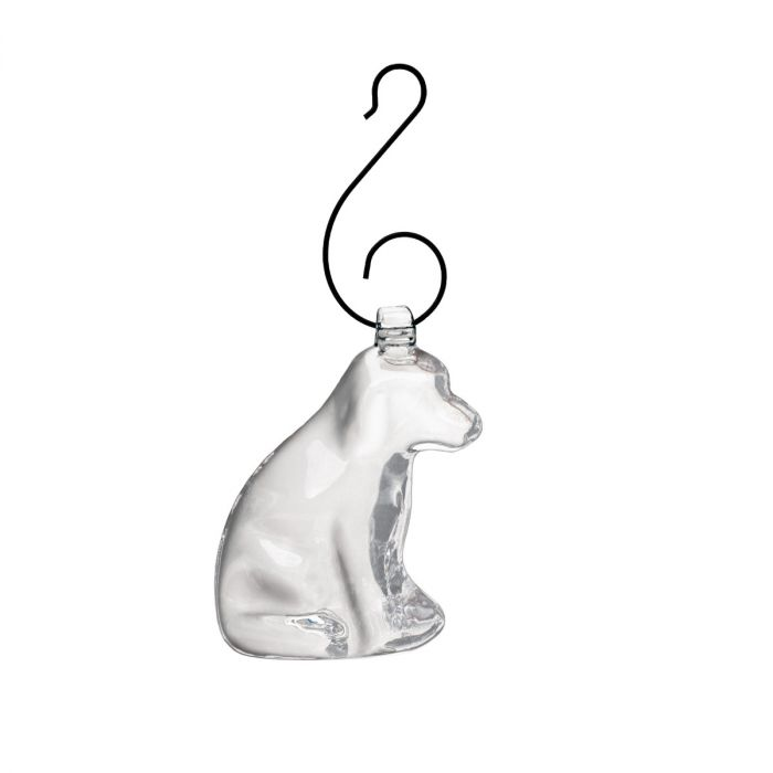 Puppy Ornament w/ Gift Box