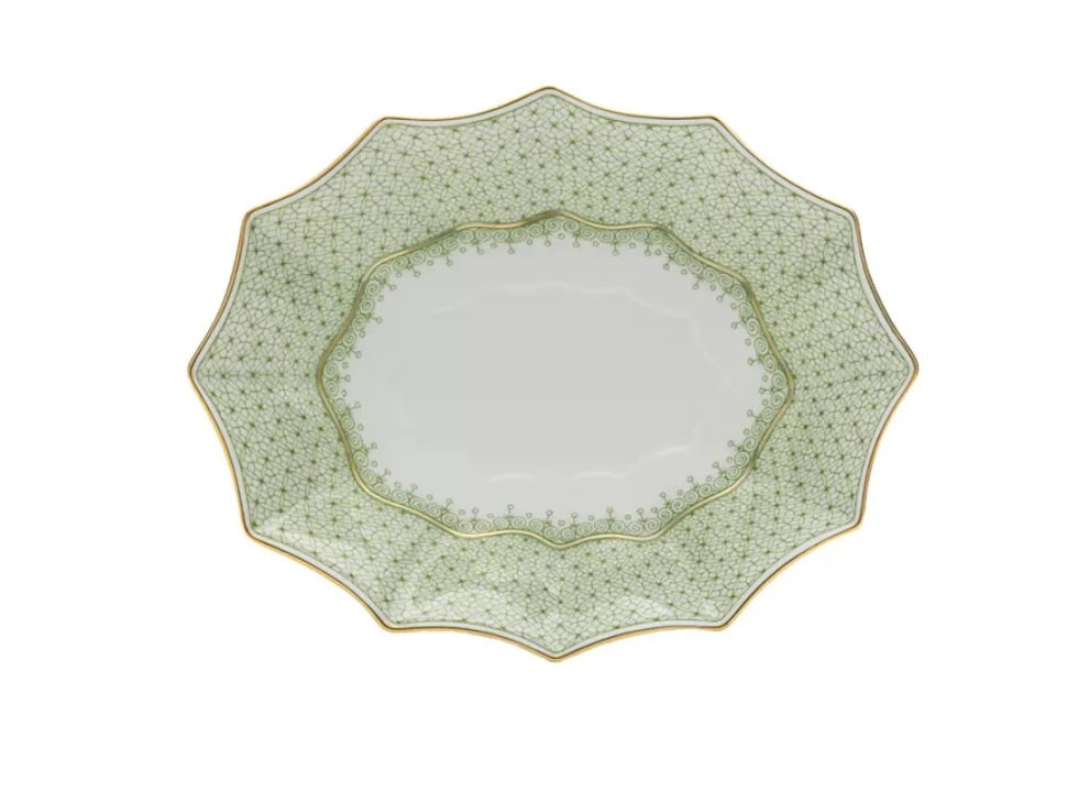 Apple Lace Serveware