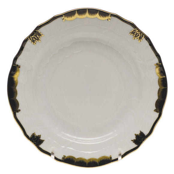 Princess Victoria Black Dinnerware