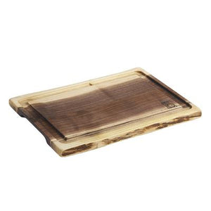 Cutting Board w/Juice Tray, M