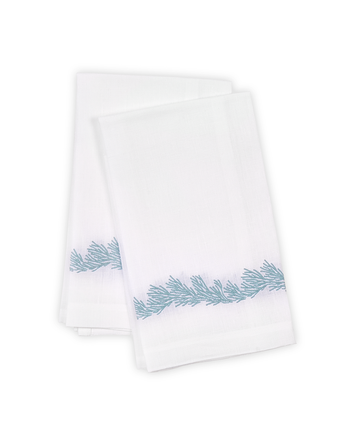 Atoll Guest Towel, S/2