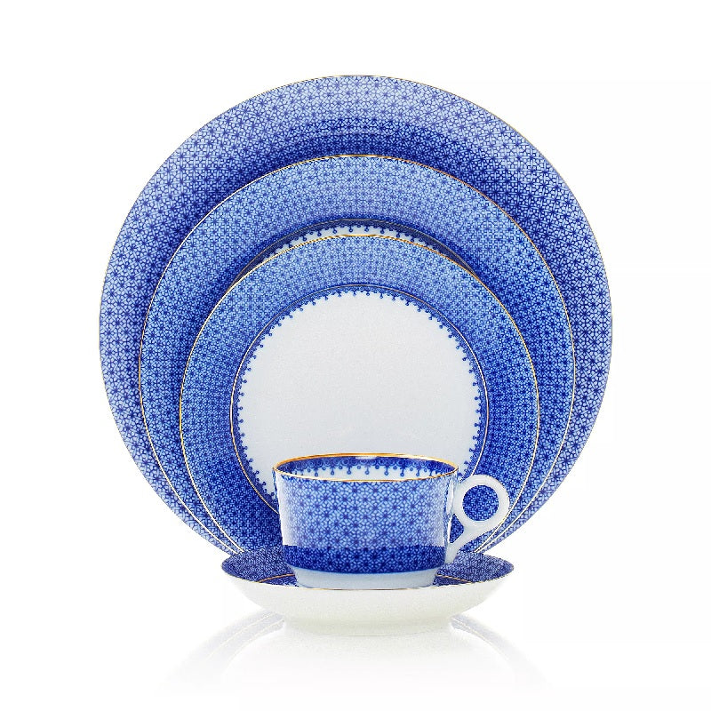 Blue Lace Dinnerware