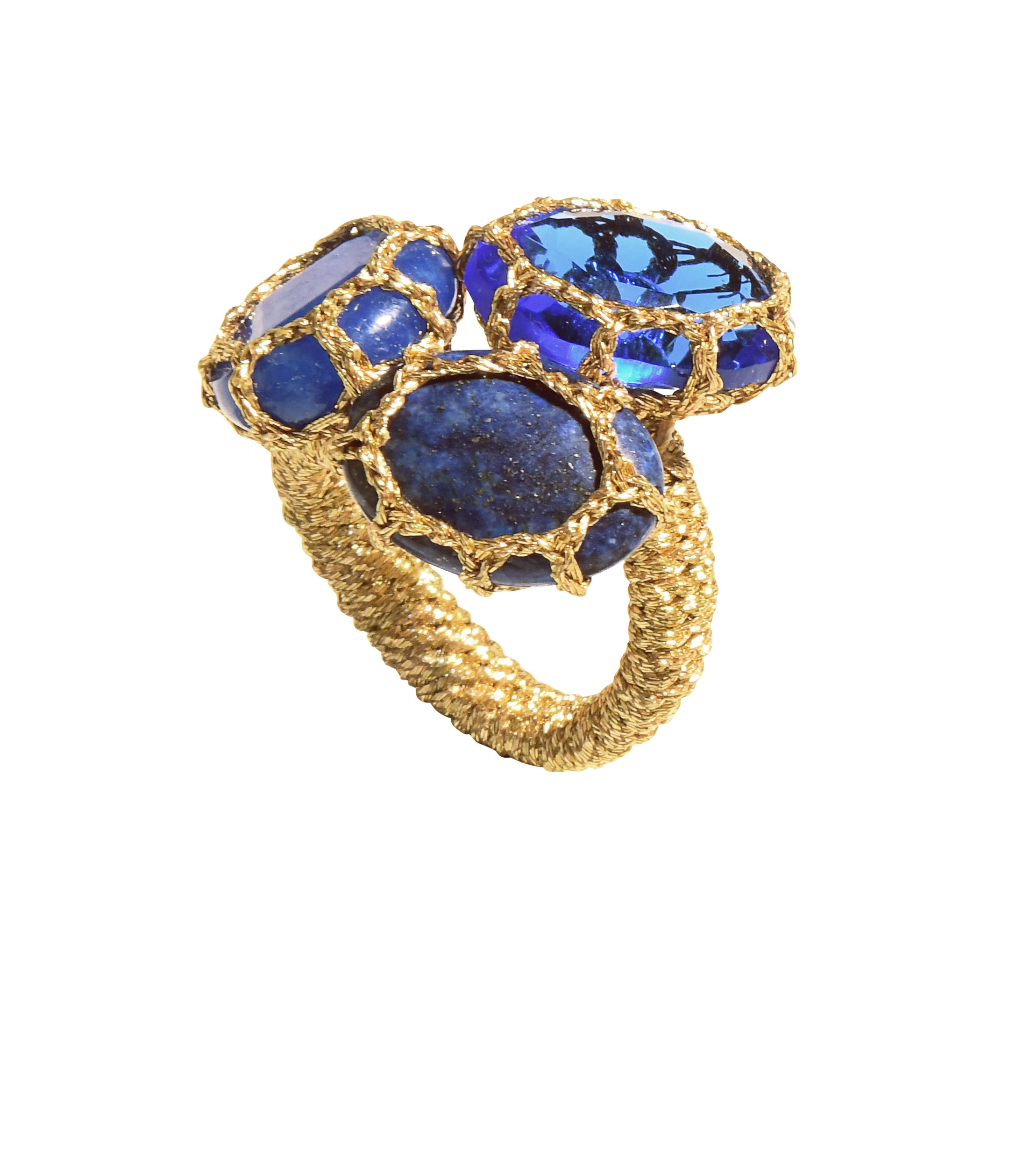 Itza Ring, Blue