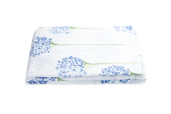 Charlotte Fitted Sheet Azure