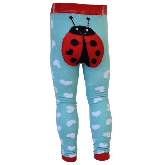 Ladybird Leggings, 1-2YRS