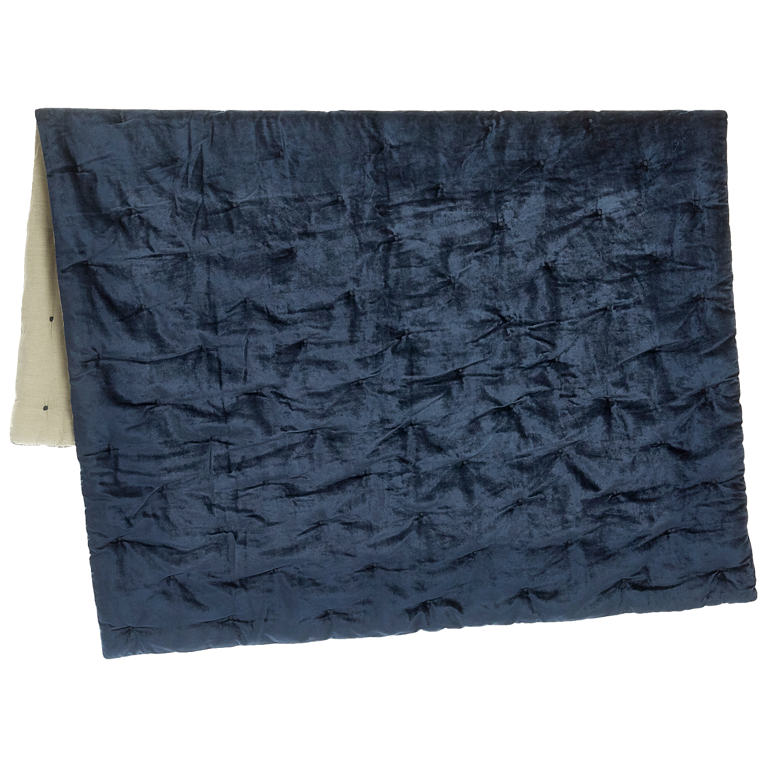 Gala Indigo Throw 50 x 70