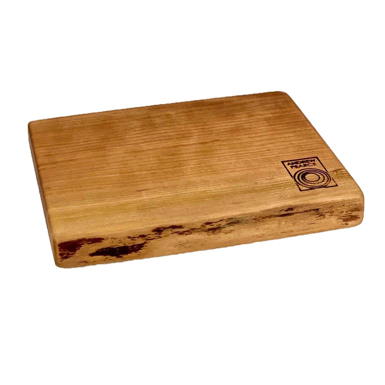 Cherry Live Edge Cutting/Presentation Board, Small