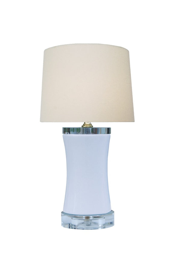Palladian Bell Accent Lamp