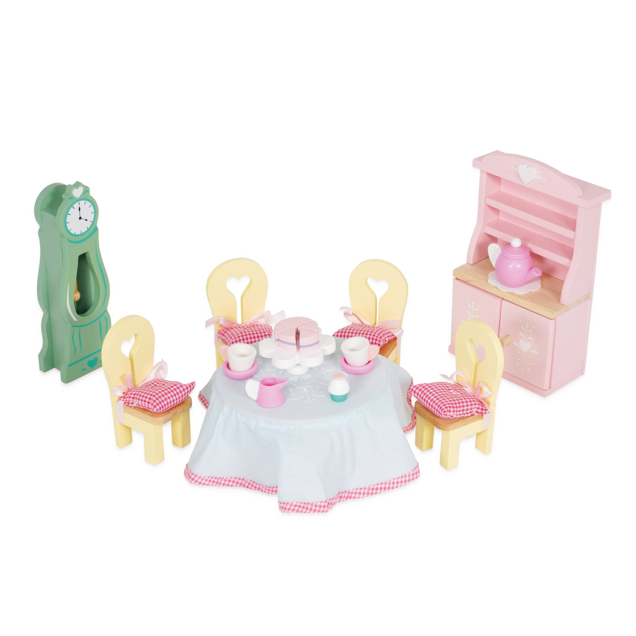 Daisylane Drawing Room Wooden Dollhouse Furniture
