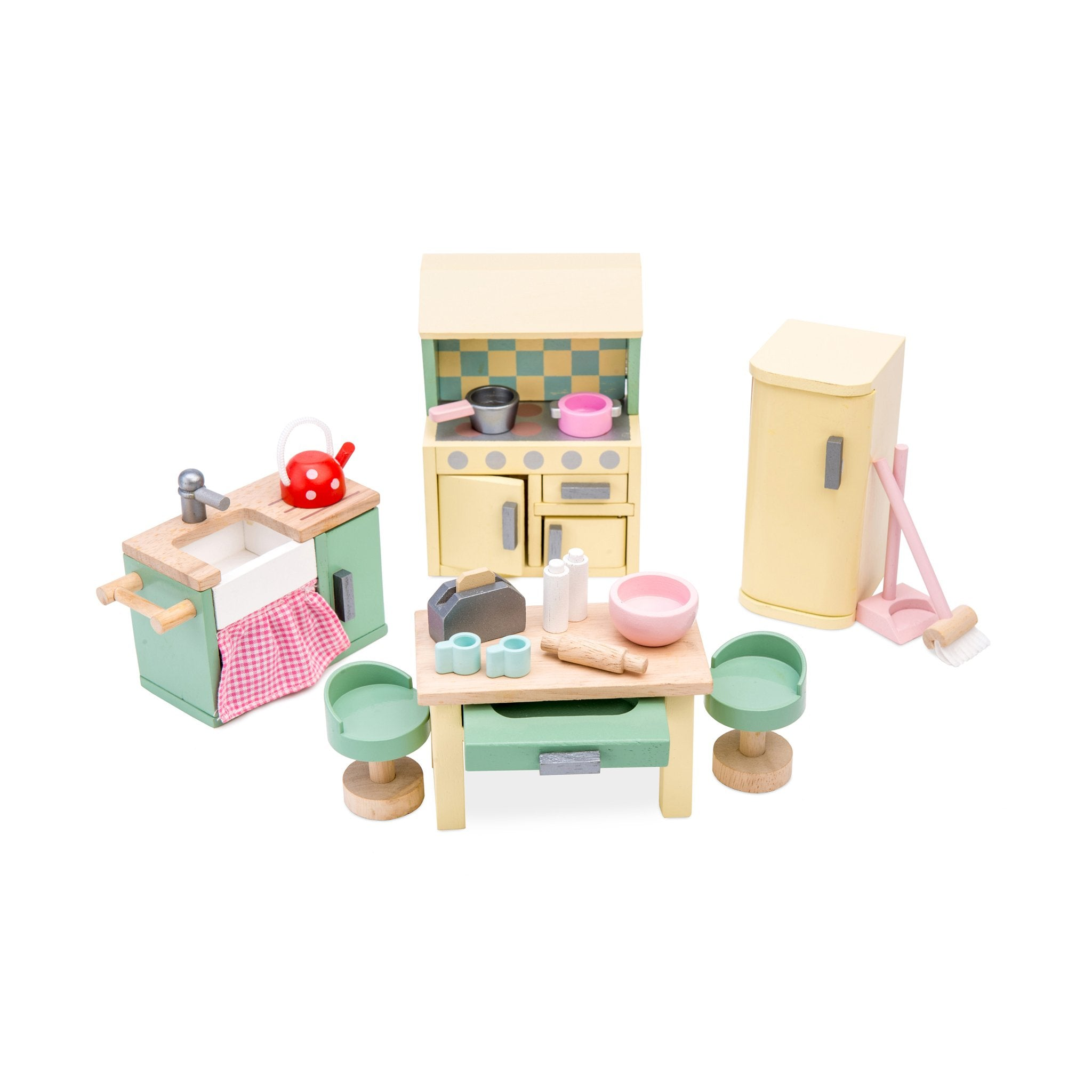 Daisylane Kitchen Wooden Dollhouse Furniture
