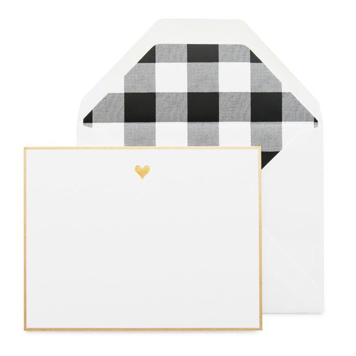 Gold Heart, Black Note set