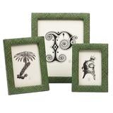 Uvita Picture Frame, Dark Green