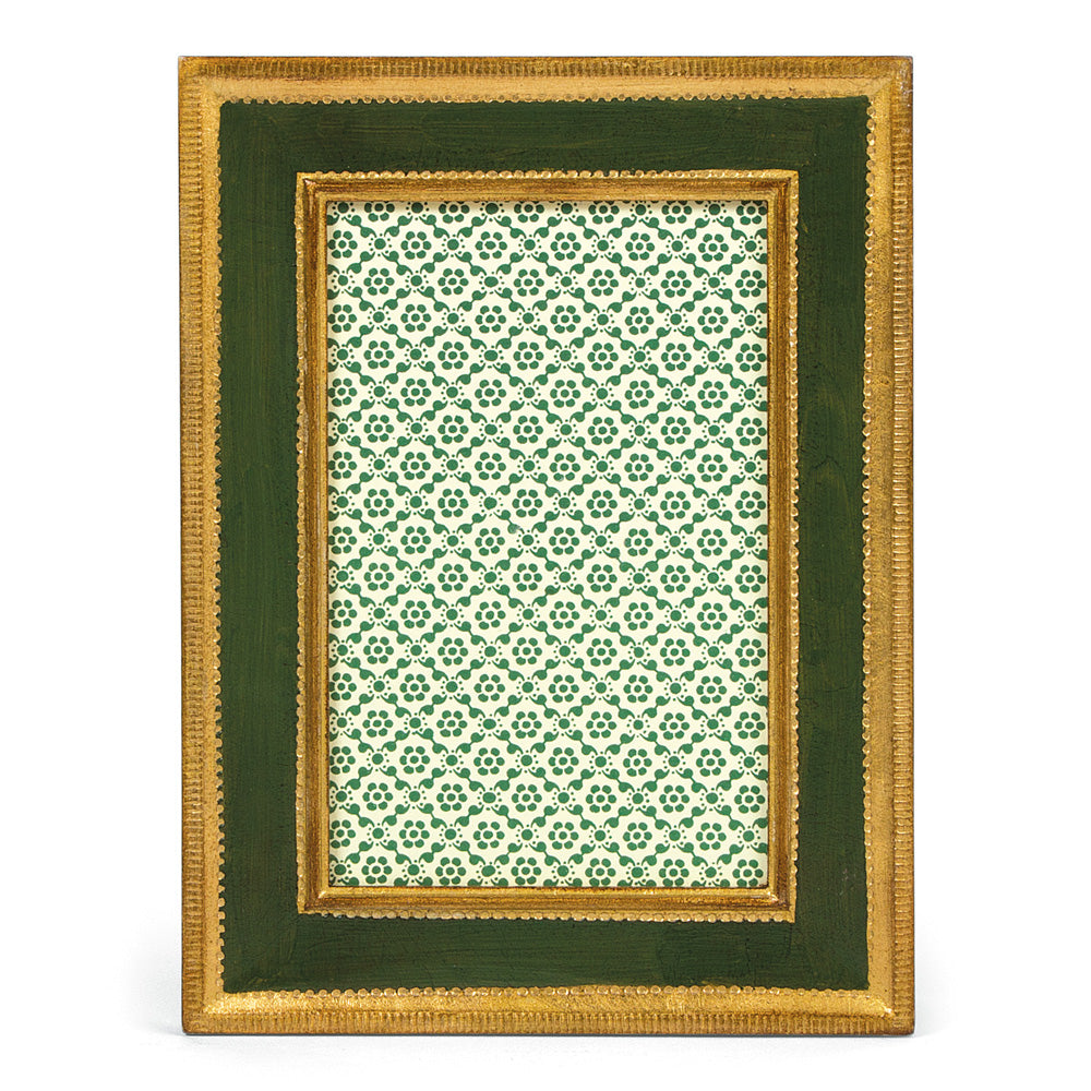 Frame 4x6 Classico Green