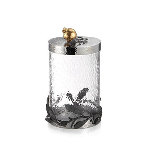Pomegranate Canister, Medium
