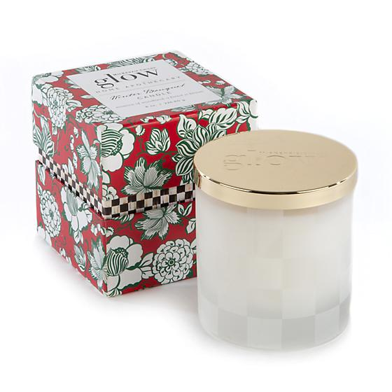Winter Bouquet Candle, 8 oz